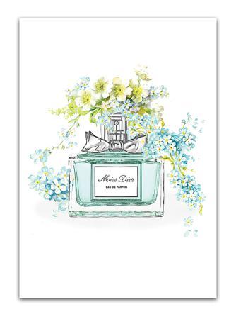 Купить Постер Miss Dior А3