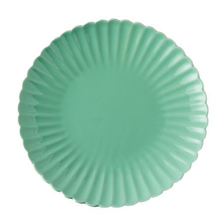 Купить Тарелка Coral Мятная