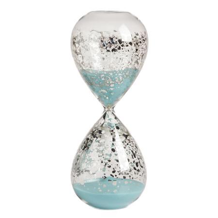 Купить Песочные часы Idina на 30 минут Голубые