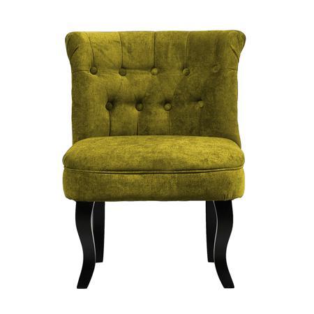 Купить Кресло Dawson Оливковый Велюр