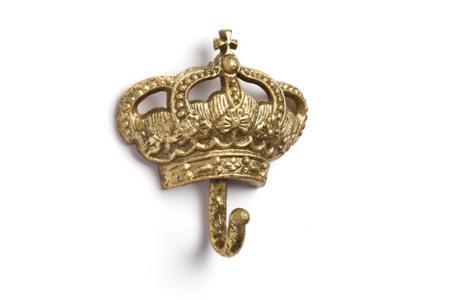 Купить Настенный крючок Queen Gold