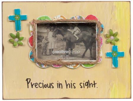 Купить Рамка для фотографии Precious