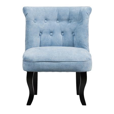 Купить Кресло Dawson Голубой Велюр