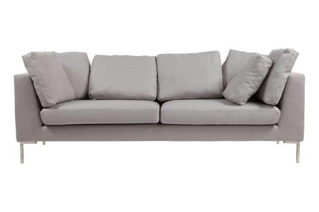 Купить Диван Charles Sofa Grande Light Grey