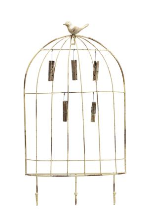 Купить Экран для фотографий и заметок Cage with Hooks