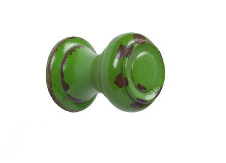Купить Настенный декоративный крючок Chinche Green