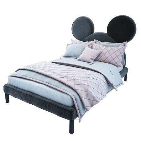 Купить Кровать Mickey Mouse