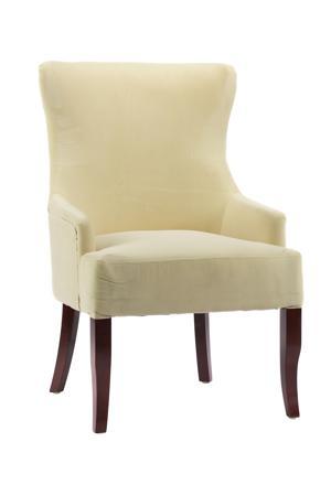 Купить Кресло Aldo Молочный Велюр