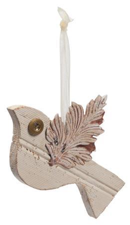 Купить Элемент декора подвесной птичка Lavender