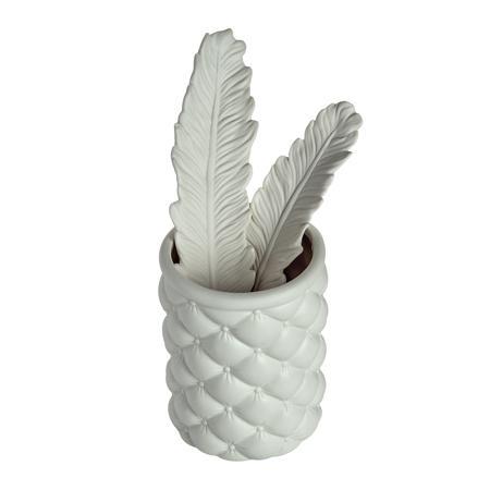 Купить Подставка декоративная для ручек с перьями