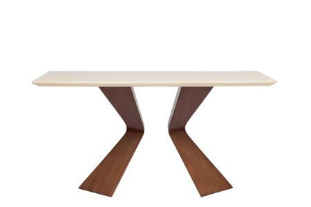Купить Обеденный стол мраморный Starck Medio