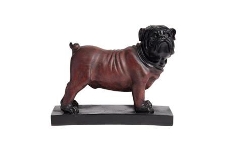 Купить Предмет декора статуэтка собака Bulldog
