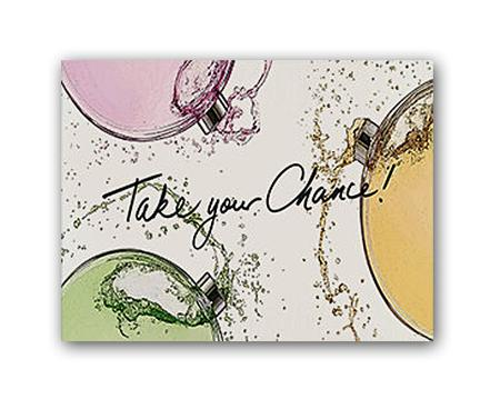 Купить Постер Take your Сhance А4