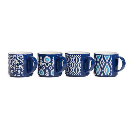 Купить Набор из 4 чашек Charmer