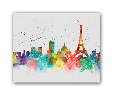 Купить Постер Город А4