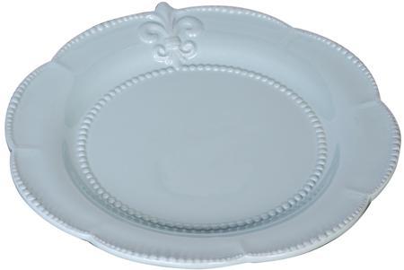 Купить Большая тарелка Tess Blue