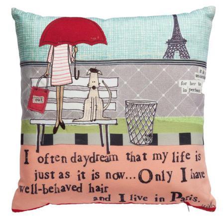 Купить Подушка с рисунком Vita Di Citta