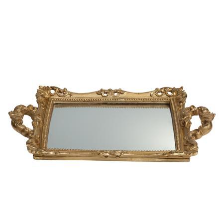 Купить Зеркальный поднос Ashland Прямоугольный
