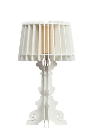 Купить Настольная лампа Bordja White