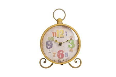 Купить Настольные часы Lumiere Yellow