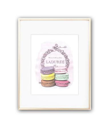 Купить Постер Laduree sweet А3