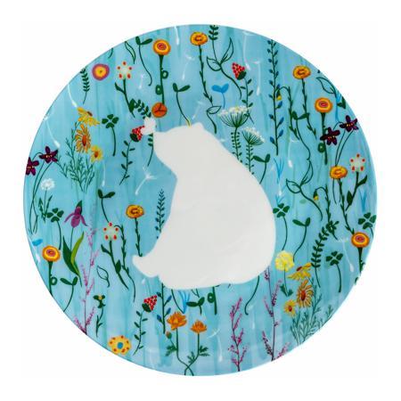 Купить Тарелка Лесные истории Мишка