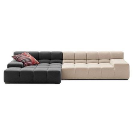 Купить Диван Tufty-Time Sofa Серо-кремовая Шерсть