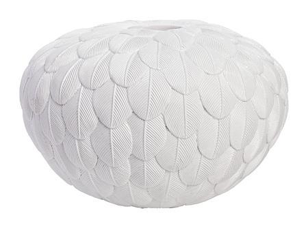 Купить Декоративная ваза Elegant White
