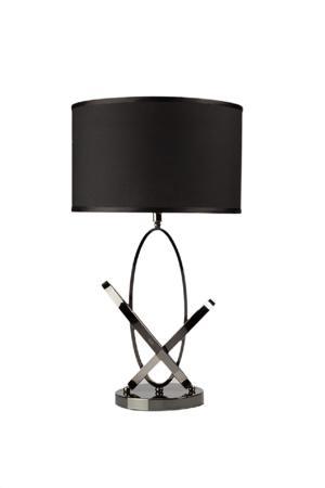 Купить Настольная лампа Angelo Черная