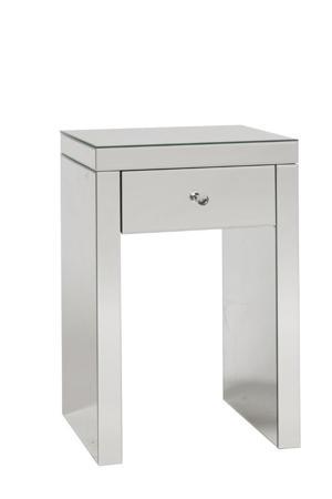 Купить Зеркальный прикроватный столик Branche