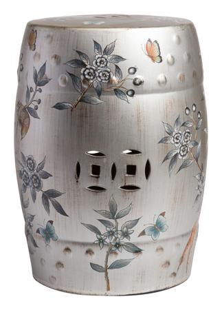 Купить Керамический столик-табурет Garden Stool China