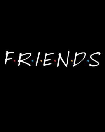 Купить Постер Friends А3