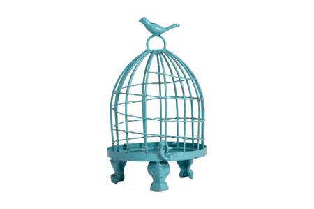 Купить Декоративная клетка Articoli Piccolo Blue