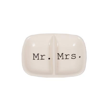 Купить Менажница Mr And Mrs