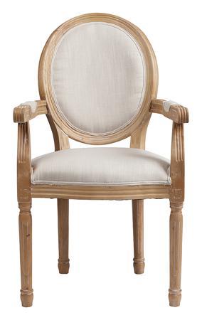 Купить Кресло Pollina Белый Хлопок