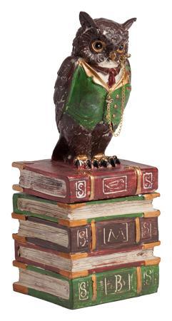 Купить Декоративная шкатулка Owl Box