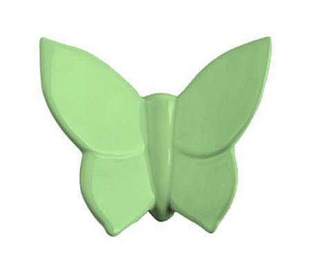 Купить Декоративная бабочка Butterfly (зелёная) 10*12