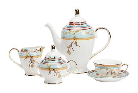 Купить Чайный сервиз Veluche
