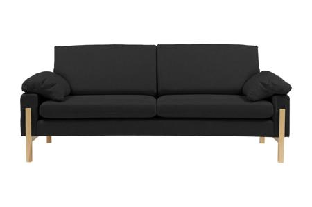 Купить Диван Como Sofa Тёмно-Серый
