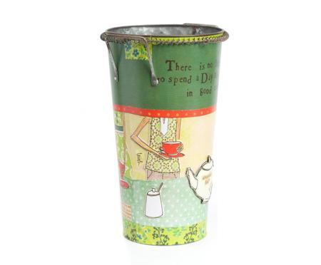 Купить Декоративный цветочный горшок Tea Time