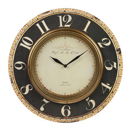 Купить Настенные часы Cafe De La Tour