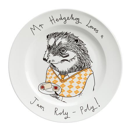 Купить Тарелка Mr Hedgehog