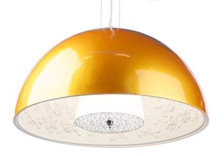 Купить Подвесной светильник SkyGarden Flos D40 gold