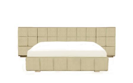Купить Кровать Ohen Grande 180х200 Светло-бежевая Нейлон