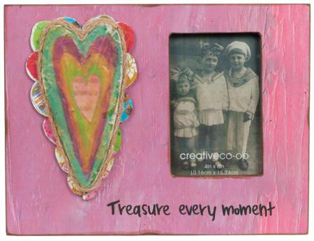 Купить Рамка для фотографии Treasure