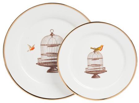 Купить Комплект тарелок Encanto