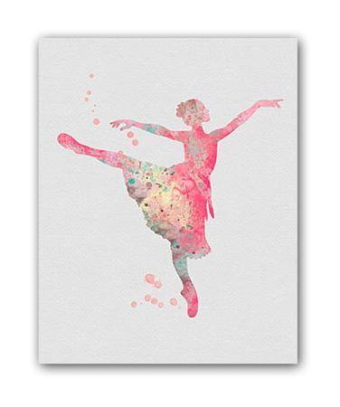 Купить Постер Балерина II А4