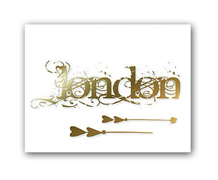 Купить Постер London А4