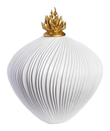 Купить Декоративная ваза Eclectic (белая)