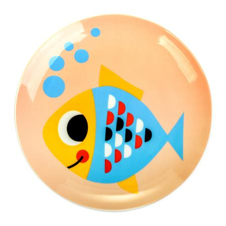 Купить Тарелка Рыбка